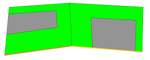 comp形状属性