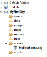 Manage projects—Help | ArcGIS