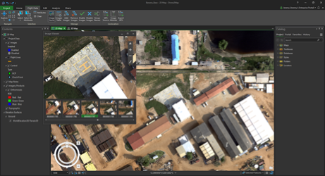 Drone2map arcgis 2d mapping sciox Gallery