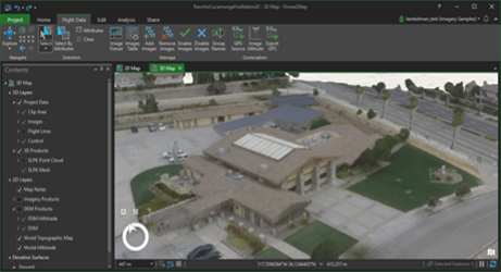 Drone2map arcgis 3d mapping sciox Gallery