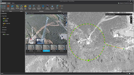 Drone2map arcgis inspection sciox Gallery