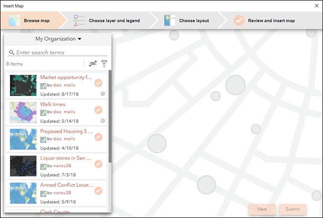 Agregar Un Mapa Dinámico A Una Diapositiva De Powerpoint